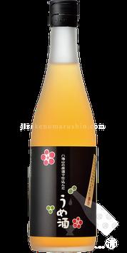 八海山の原酒で仕込んだうめ酒
