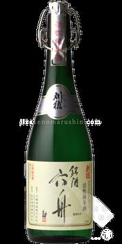 刈穂 活性純米酒 六舟720ml【クール便推奨】