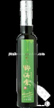 野海棠「初取り(ハツダレ)」木桶仕込み 芋焼酎44度