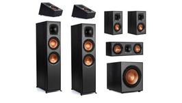 Klipsch Dolby Atmos 5.1.2 System