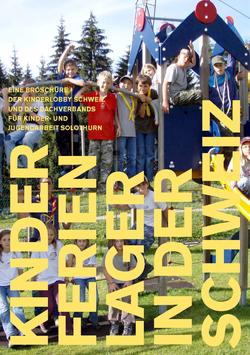 Kinder Ferienlager in der Schweiz