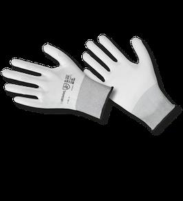 PU-Handschuhe, weiß