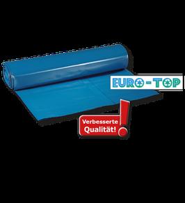 Müllsack 120 Liter, blau