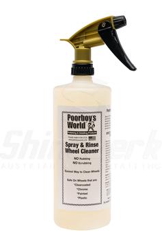 Spray and Rinse Felgenreiniger - 946ml