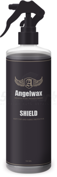 Angelwax Shield Soft Top & Fabric Protector - 500ml