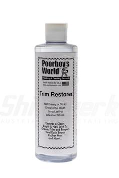 Trim Restorer Kunststoff Dressing - 473ml