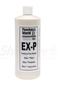 EX-P Express Lackschutz Versiegelung - 473ml