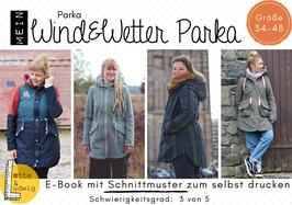 E-Book Mein Wind&Wetter Parka