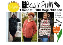 E-Book Mein BasicPulli Curvy