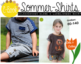E-Book Sommershirts 2 in 1