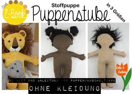 E-Book Puppenstube Puppe/Kuscheltier Ohne Kleidung