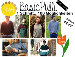 E-Book BasicPulli für Ihn