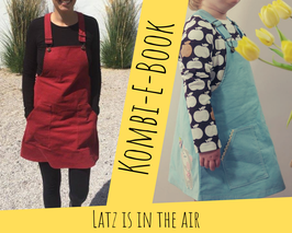 Latz is in the air Kombi-E-Book 2 in 1