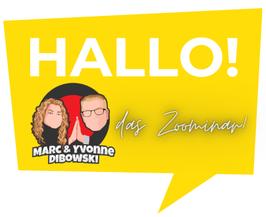 """ZOOMinar Aufzeichnung """"Hallo!"""", 2h Marc Dibowski"""