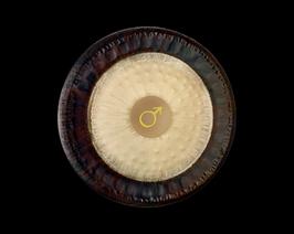 "32"" Gong - Mars"