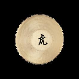 """12.5"""" Tiger Gong"""
