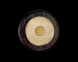 """28"""" Gong - Siderischer Tag"""