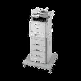 Brother HL-L6400DW schwarz-weiss-Laserdrucker mit Tower