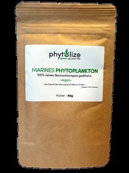 Phytolize Marine Phytoplankton Pulver
