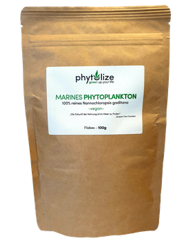 Phytolize Marine Phytoplankton Flakes