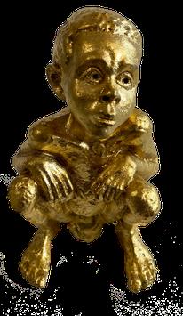 """Beejoir - """"Louis Vuitton LV Child"""" Gold"""