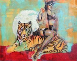 "Ipek Ergen Kursuncu - ""Pet Tiger"""