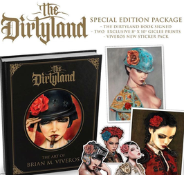 Brian M. Viveros - The Dirtyland - Special Edition Package