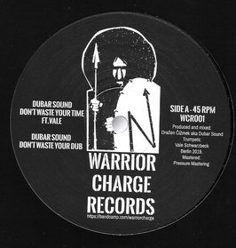 "VALE - Don't Waste Your Time (Warrior Charge 10"")"