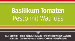 Basilikum - Tomatenpesto