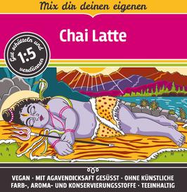 Mix dir deinen eigenen Chai - Latte