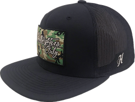 BFO Camo Patch Cap