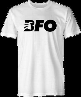 BFO Sport Logo T-Shirt - White