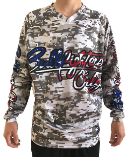 American Pride Bullfighters Only Jersey