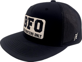 BFO Block Patch Cap