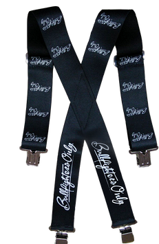 Bullfighters Only Suspenders