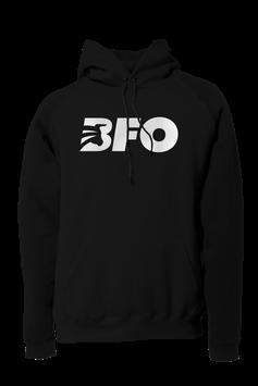 BFO Sport Logo Hooded Sweatshirt - Black