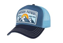 "Stetson Trucker Cap ""Patrol"""