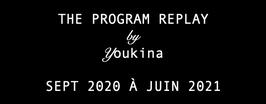 A l'année septembre 2020 à juin 2021
