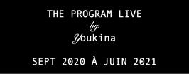 A l'année  sept 2020 à juin 2021