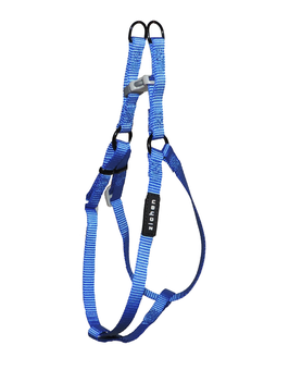 Hundegeschirr Blau