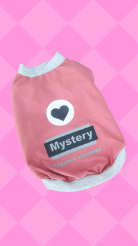 "T-Shirt ""Mistery"""