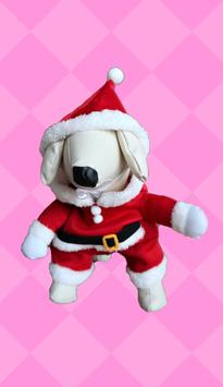 """Hundeanzug """"Santa"""""""