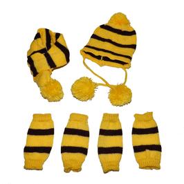 Haube, Schal und Socken