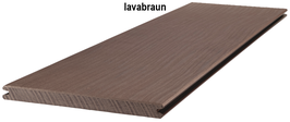 Terrassendiele Premium Plus Jumbo 21 x 242 mm