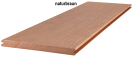 Terrassendiele Premium Jumbo 21 x 242 mm