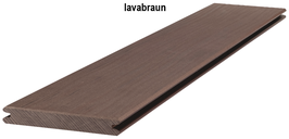 Terrassendiele Premium Plus 21 x 145 mm
