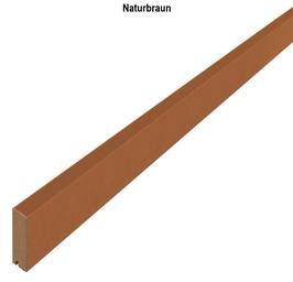 Abschlussleiste/Rhombus 20,5 x 81 mm
