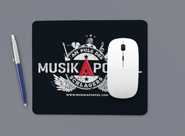 Mousepad mit Logodruck