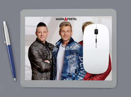 Mousepad mit Bilddruck Art.2