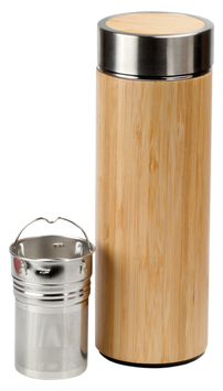 Thermo to go Bottle Bamboo